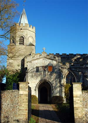 St Marys Church - Great Shelford